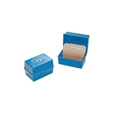 Card Index Boxes
