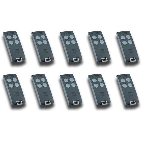 cardin 10 x télécommande 4 canaux 433 mhz s504 txq504c4