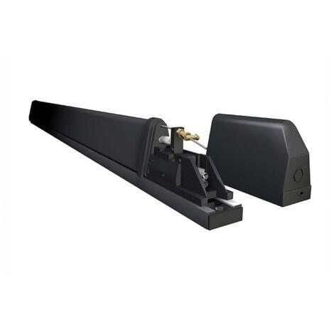 Cardin - NC8K2L20N - Barre palpeuse mécanique 2 m pour motorisation portail - Noir