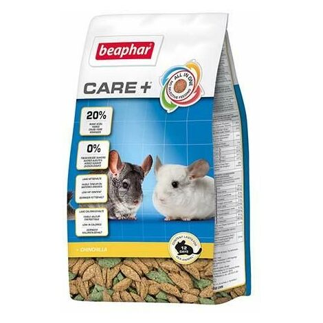 Care+, chinchilla - 250 g