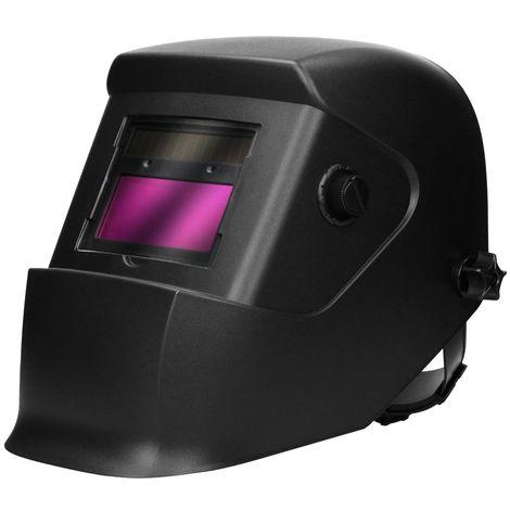 Careta de soldar automática casco de soldadura autoscurecimiento energía solar