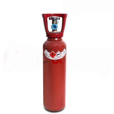 Carga + Envase 10 Litros Acetileno Botella Precintada