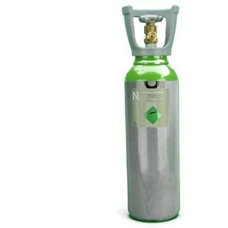 Carga + Envase 5 Litros Nitrogeno Seco Botella Precintada