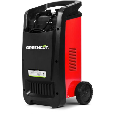 Cargador automático de baterías multifunción 12V/24V 230A-GREENCUT