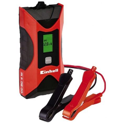 CARGADOR BATERIA CC-BC 4 M micro-processor controlled EINHELL