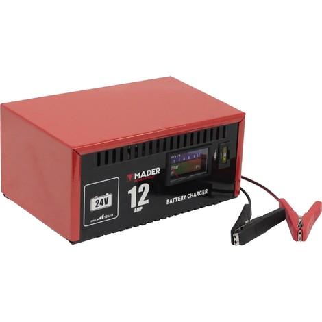 Cargador Baterias 12A 24V