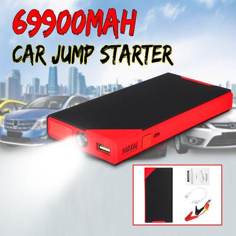 Cargador de batería USB del arrancador del coche del arrancador del salto del coche de CharacterL 69900mAh