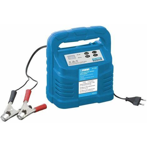 Cargador de baterías digital inteligente de 12V 2-6-12A FERVI