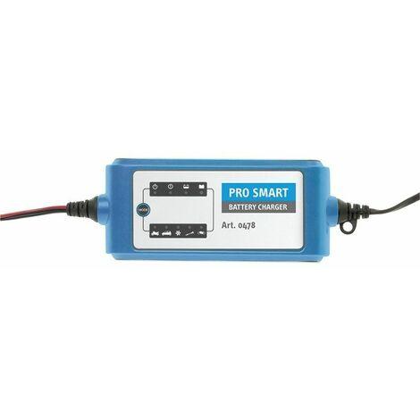 Cargador de baterías digital inteligente de 12V-8A FERVI