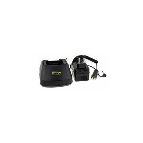 Cargador de baterías para Walkie / Emisora General Electric modelo 19A704860P1