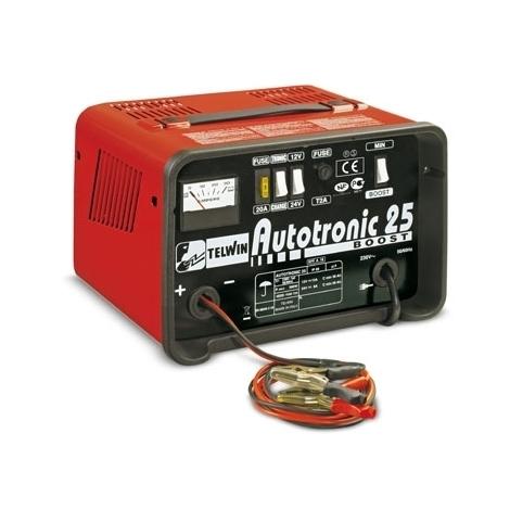 Cargador de baterías TELWIN Autotronic 25 Boost