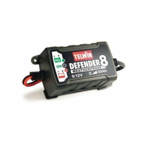 Cargador de baterías TELWIN Defender 8