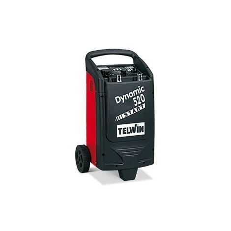 Cargador de baterías y arrancador TELWIN Dynamic 520 Start