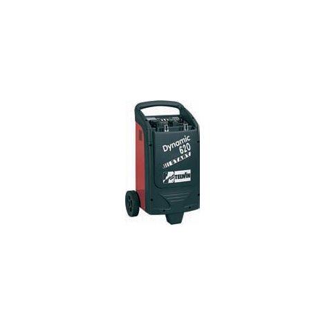 Cargador de baterías y arrancador TELWIN Dynamic 620 Start