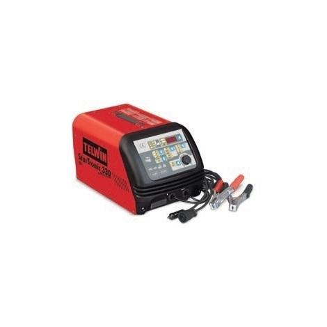 Cargador de baterías y arrancador TELWIN Startronic 330
