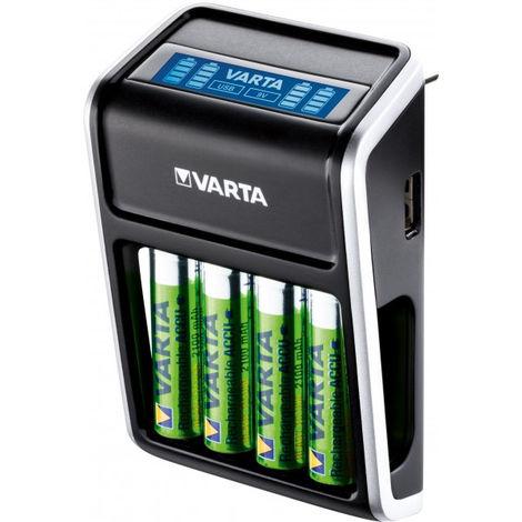 Cargador de Varta LCD con puerto USB 57677101441