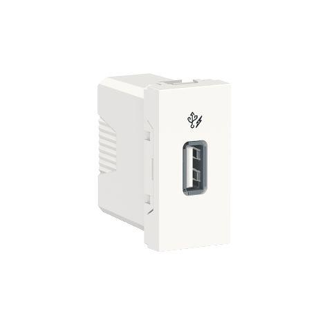 Cargador simple USB 1A 1 mod. Polar SCHNEIDER ELECTRIC NU342818