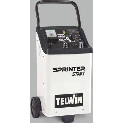 Cargadores de baterías y arrancadores Sprinter 3000 Start TELWIN