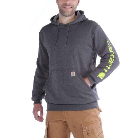 Carhartt Sweat à capuche poids moyen non zippé K288