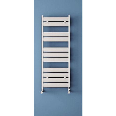 Carisa Soho Aluminium Designer Heated Towel Rail 1225mm x 500mm