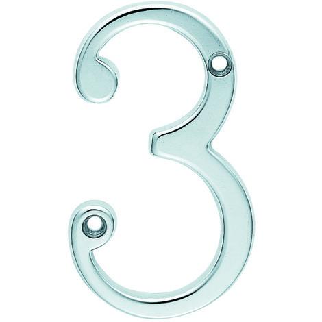 Carlisle Brass Numerals - Florentine Bronze - 7 Numeral