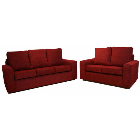 Carly Fabric Sofa Collection 3+2 Suite Offer