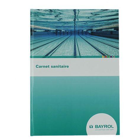 Carnet sanitaire réglementaire Bayrol de Bayrol - Analyse de l'eau