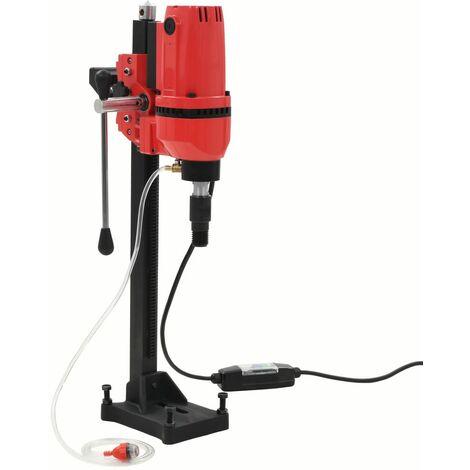 Carottier avec support 2600 W 200 mm