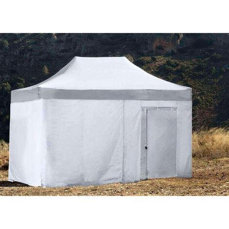 Carpa para Eventos y Jardín 3x4,5 Master (Kit Completo) Blanco