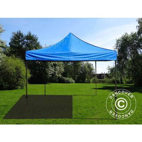 Carpa plegable Carpa Rapida FleXtents Basic v.2, 3x3m Azul