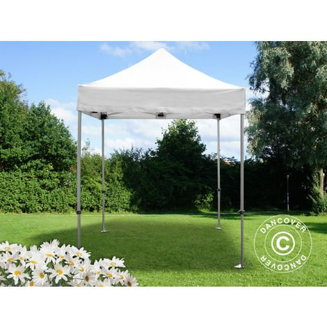 Carpa plegable Carpa Rapida FleXtents PRO 2x2m Blanco