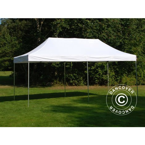 Carpa plegable Carpa Rapida FleXtents PRO 3x6m Blanco