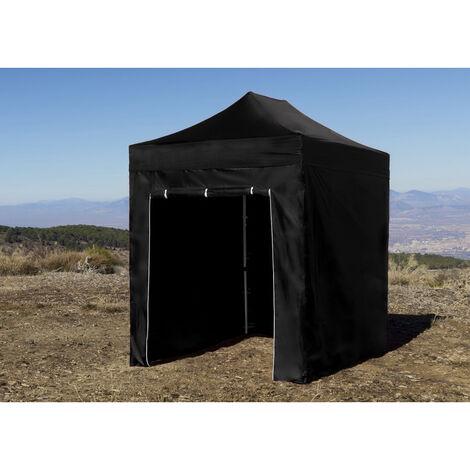 "main image of ""Carpa Plegable para Eventos y Jardín 3x2 Master (Kit Completo) Negro"""