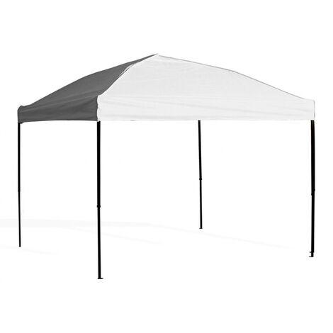 Carpa Plegable para Eventos y Jardín 3x3 Compact Blanca