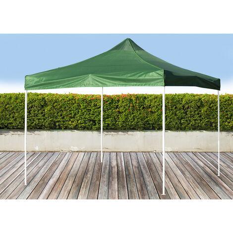 Carpa Plegable para Eventos y Jardín 3x3 Eco - Crema