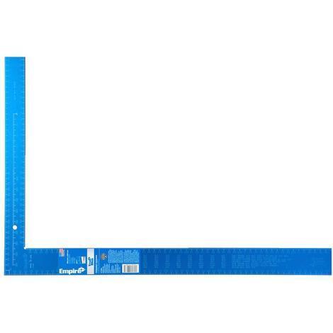Carpenter's square true blue EMPIRE - 400x600mm