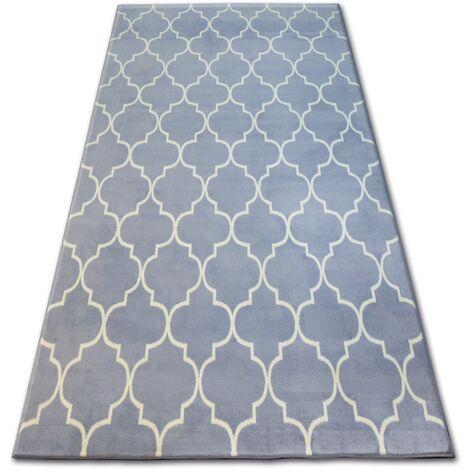 Carpet BCF BASE 3770 grey TRELLIS - 185x270 cm