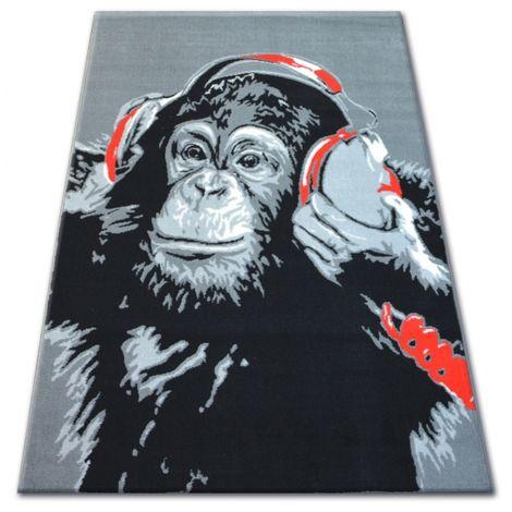 Carpet BCF FLASH 33326/170 - Monkey - 120x170 cm