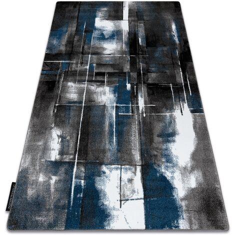 Carpet INTERO ART 3D Abstraction blue - 120x170 cm