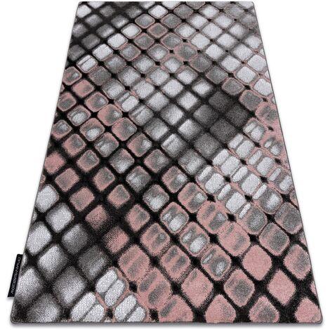 Carpet INTERO REFLEX 3D Trellis blush pink - 120x170 cm