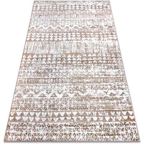 Carpet RETRO HE187 beige / white Vintage - 140x200 cm