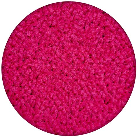 Carpet round ETON pink - circle 100 cm