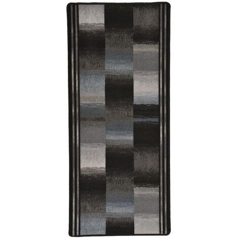 Carpet Runner Gel Backing Black 67x200 cm - Black