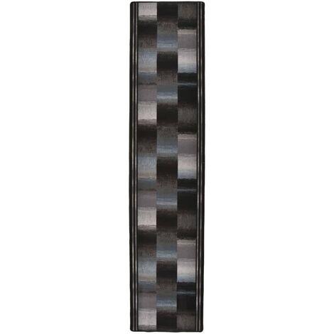 Carpet Runner Gel Backing Black 67x250 cm