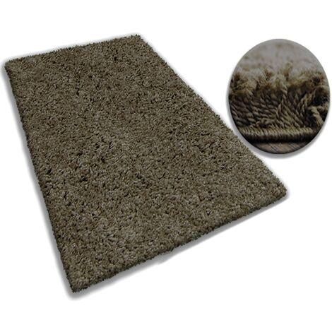 Carpet SHAGGY GALAXY 9000 brown - 140x190 cm