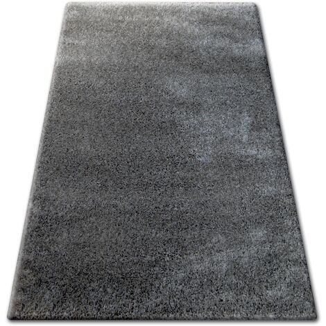 Carpet SHAGGY NARIN P901 grey - 80x150 cm