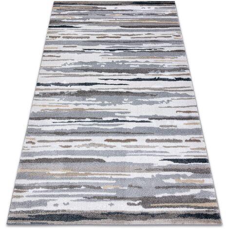 Carpet SOFT 6144 K60 72 opaque / light blue Shades of blue 80x150 cm