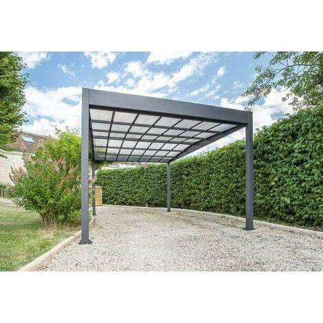 Carport Aluminium 15,8 m2 Trigano LIBECCIO