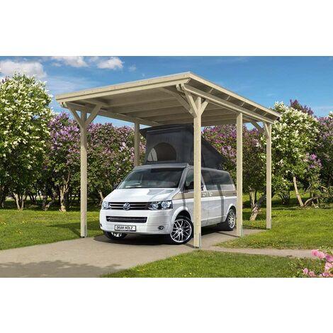 Carport Emsland Caravan 404 x 604 cm