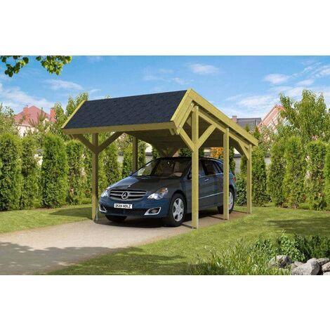 Carport Harz 321 x 560 cm